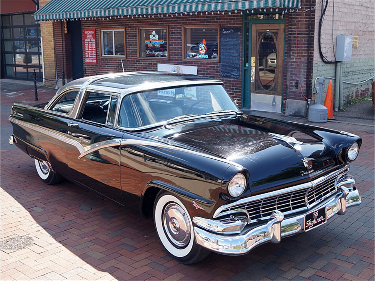 1956 Ford Fairlane Crown Victoria Skyliner for sale in Canton, OH