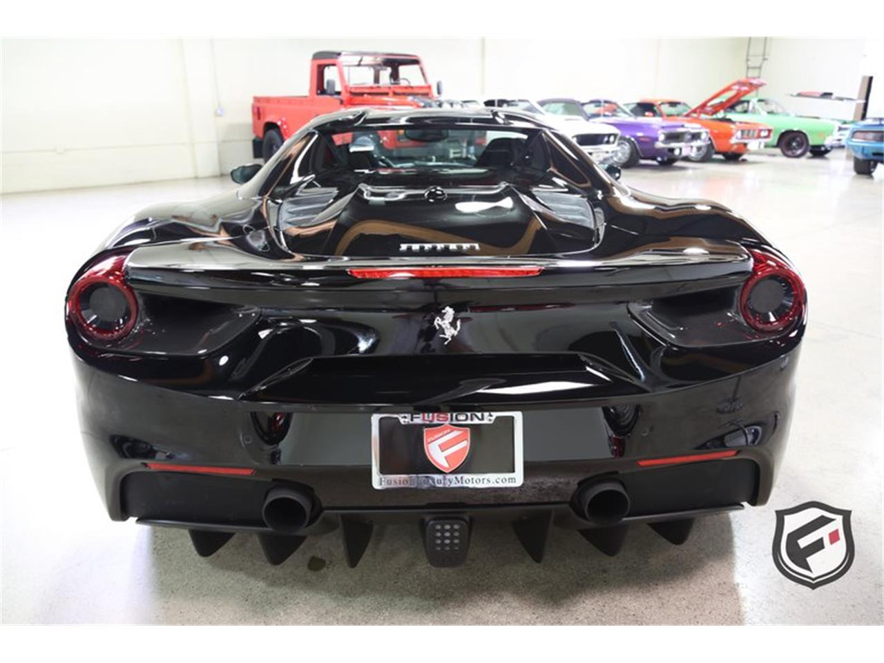 2017 Ferrari 488 for sale in Chatsworth, CA – photo 8