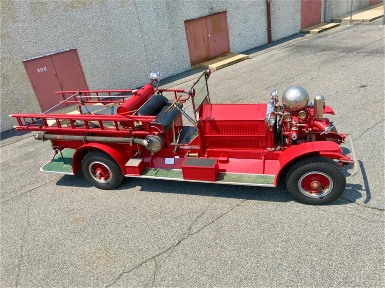 1920 Ahrens-Fox Fire Truck for sale in Morgantown, PA – photo 7