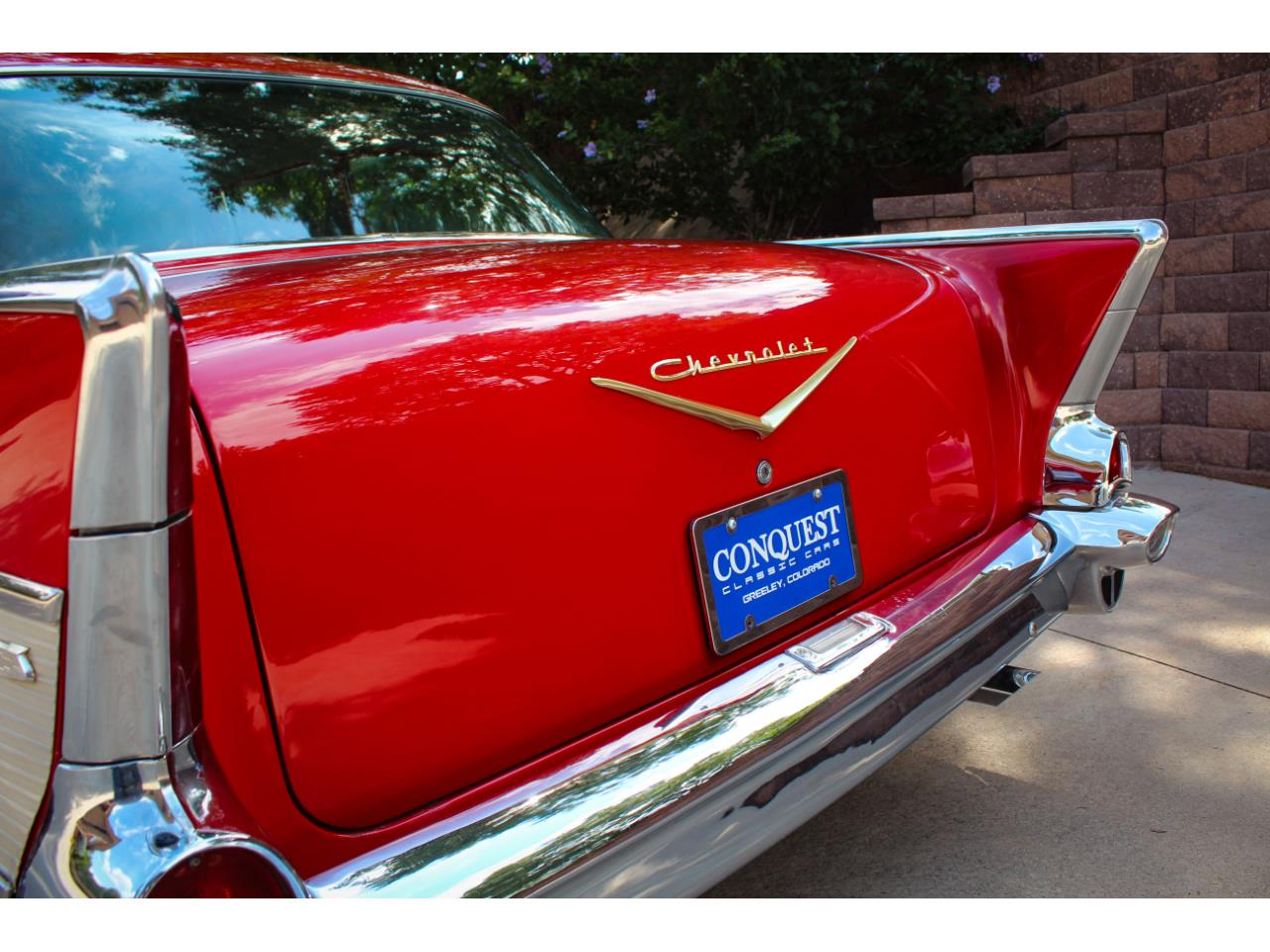 1957 Chevrolet Bel Air for sale in Greeley, CO – photo 12