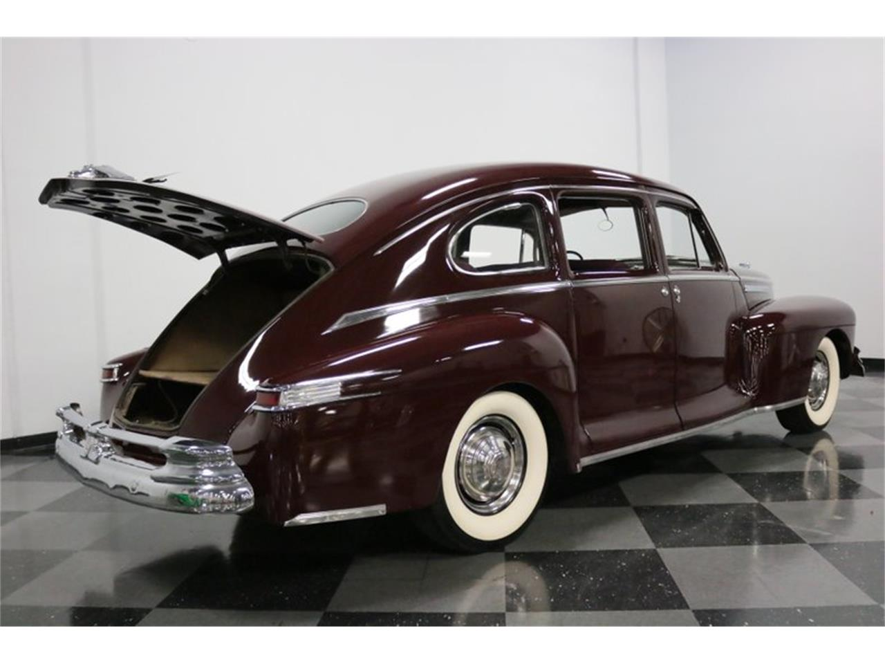 1946 Lincoln Zephyr for sale in Ft Worth, TX – photo 42