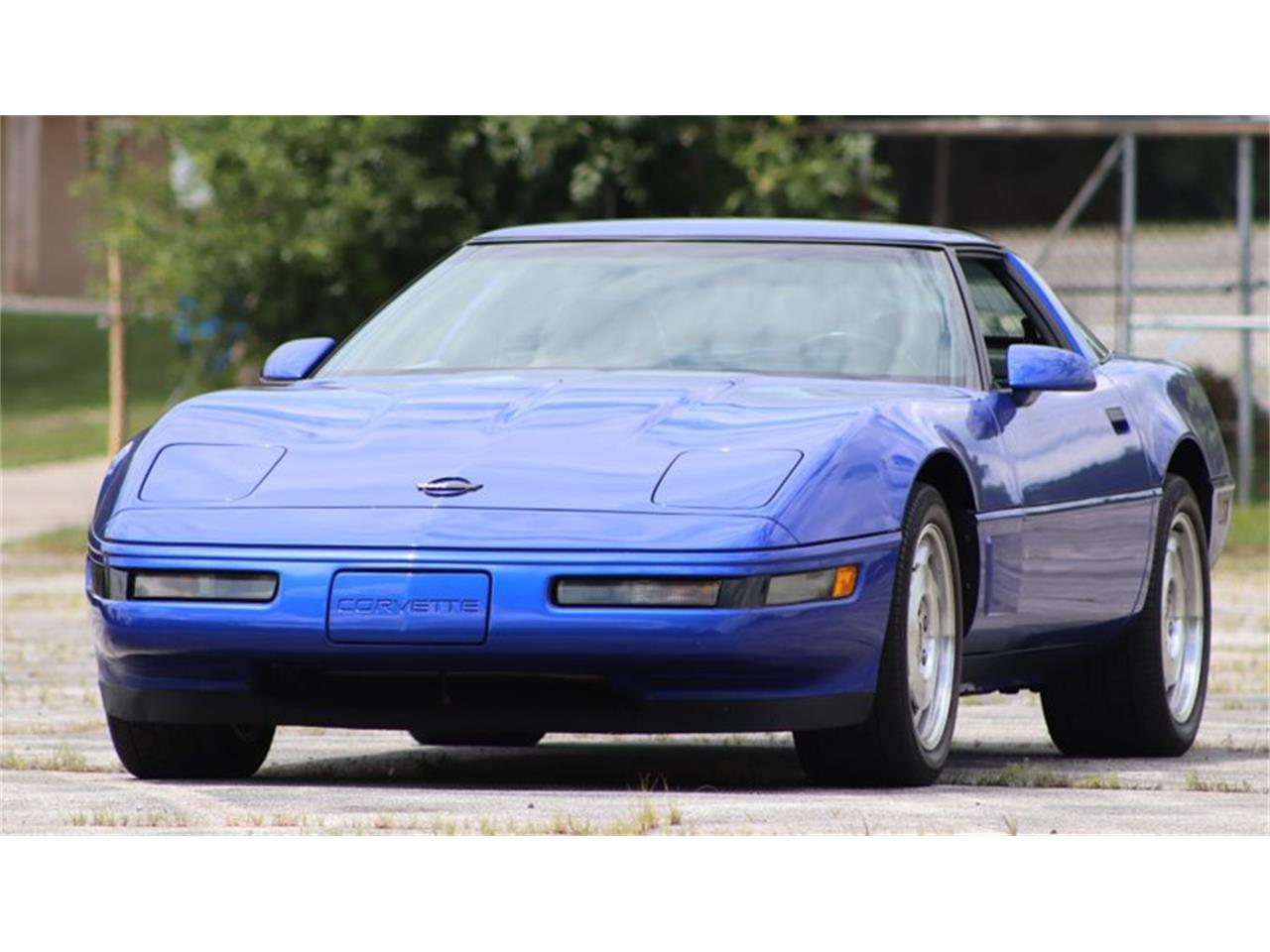 1995 Chevrolet Corvette for sale in Alsip, IL – photo 79