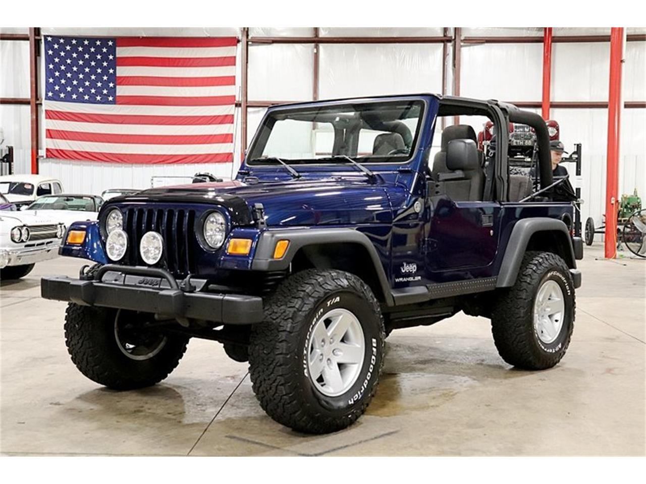 2005 Jeep Wrangler for sale in Kentwood, MI – photo 2