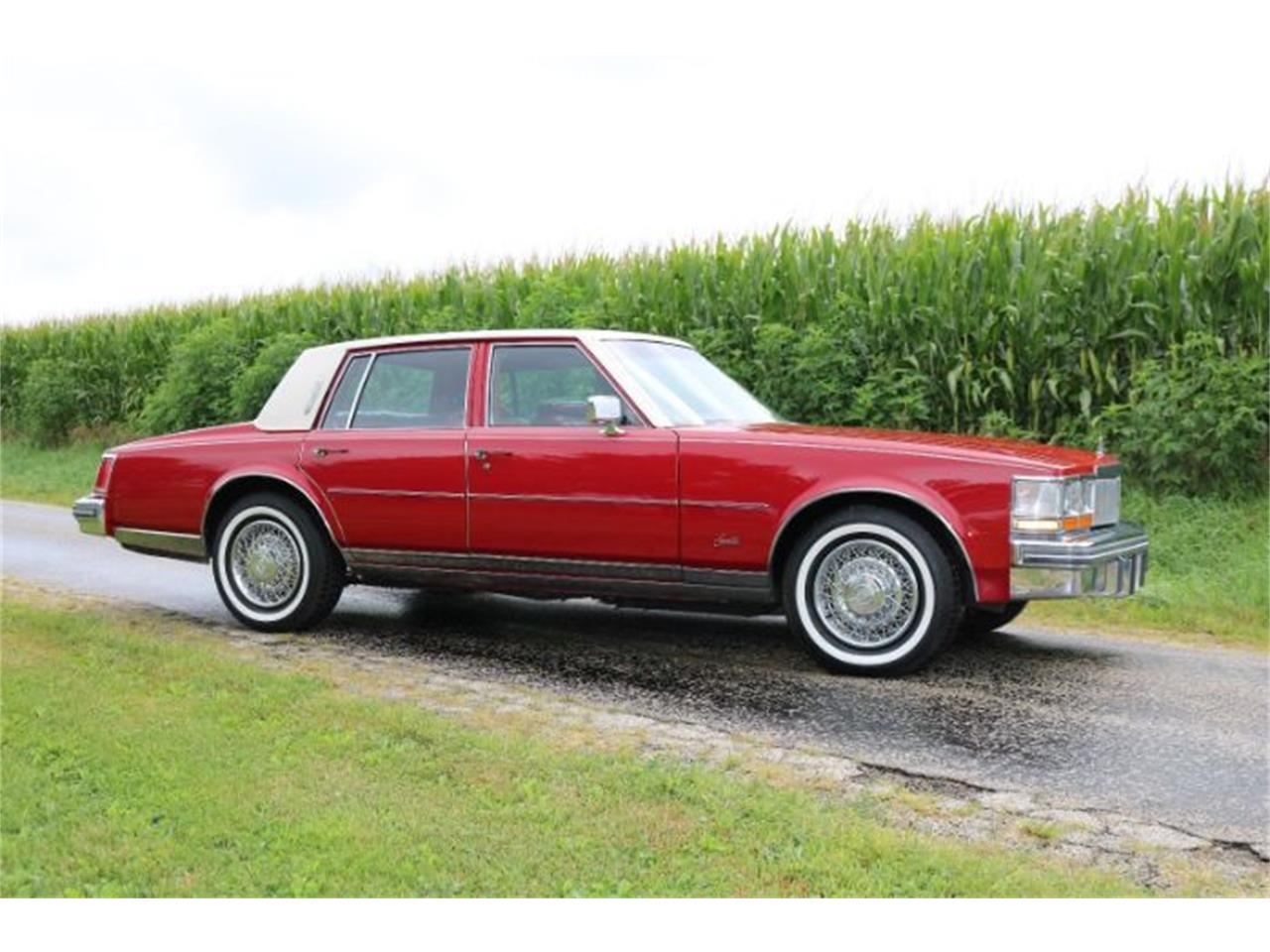 1979 Cadillac Seville for sale in Cadillac, MI