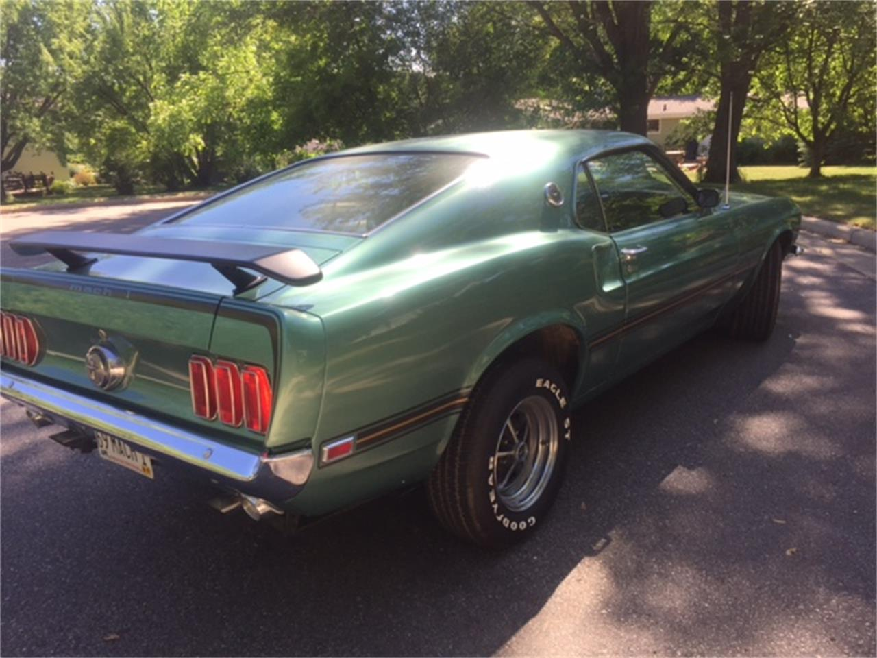 1969 Ford Mustang Mach 1 for sale in WESTON, WI – photo 4