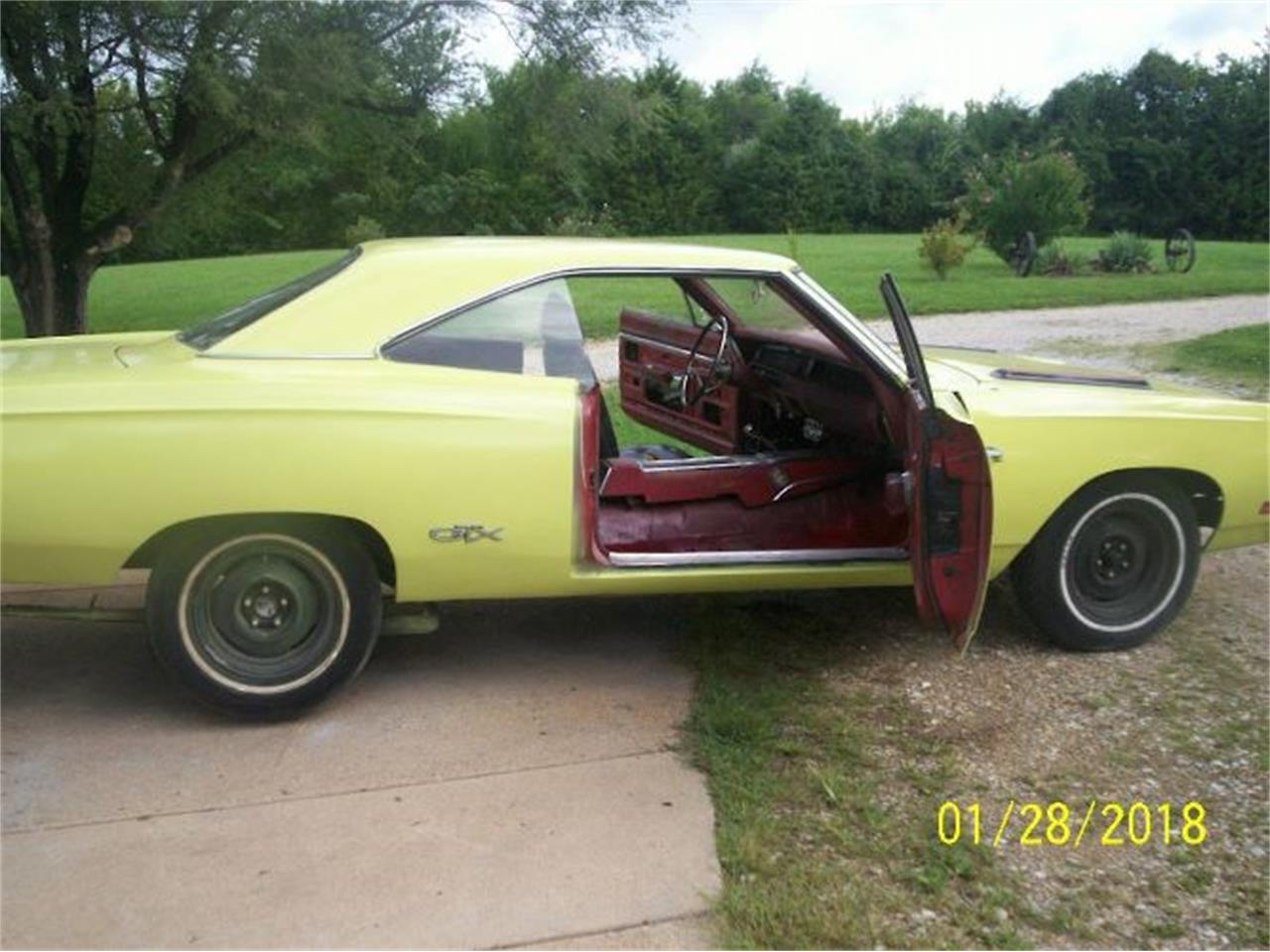 1969 Plymouth GTX for sale in Cadillac, MI – photo 4