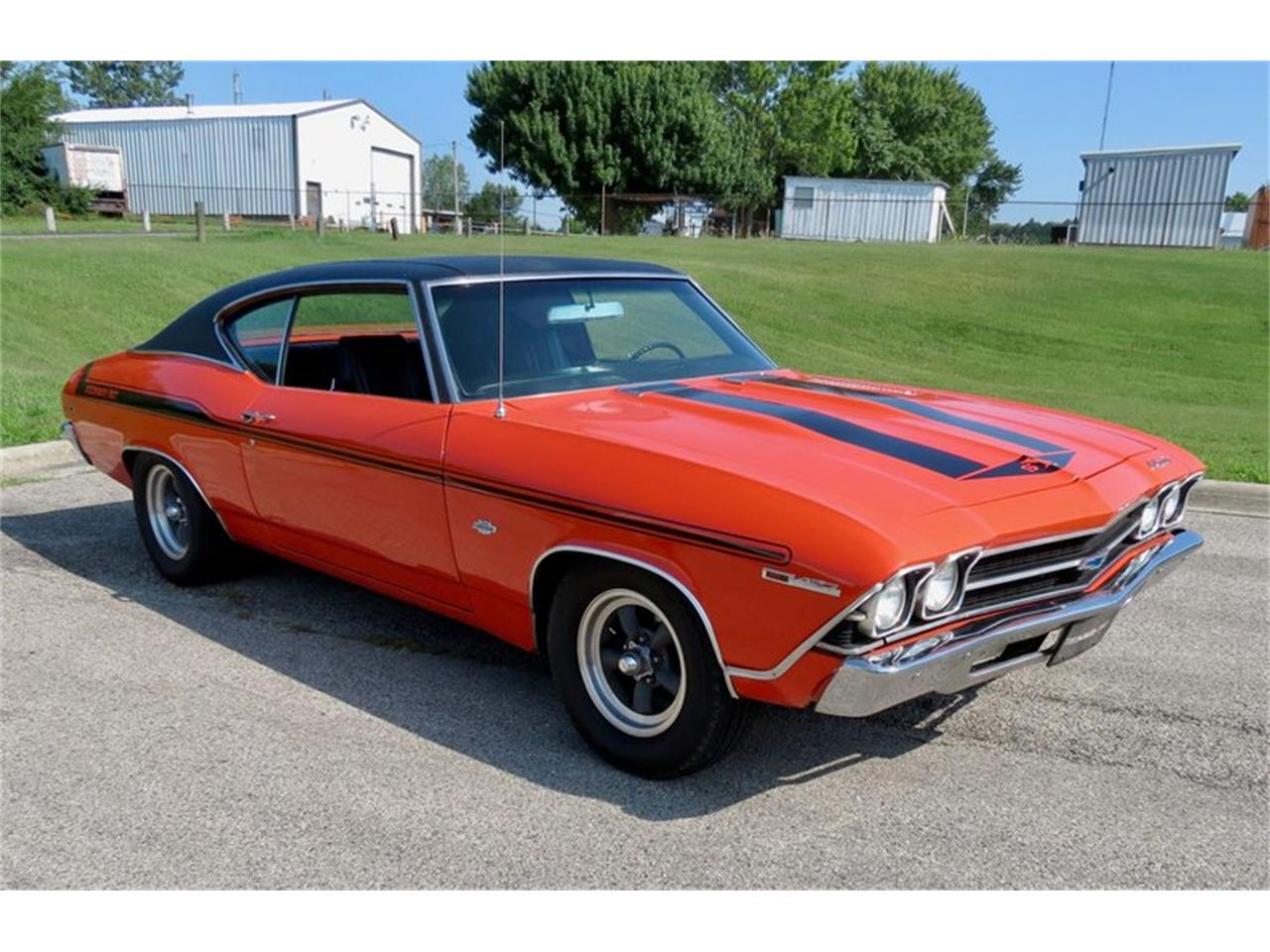 1969 Chevrolet Chevelle for sale in Dayton, OH – photo 7