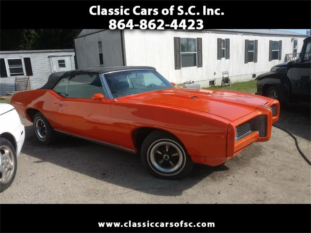 1969 Pontiac LeMans for sale in Gray Court, SC