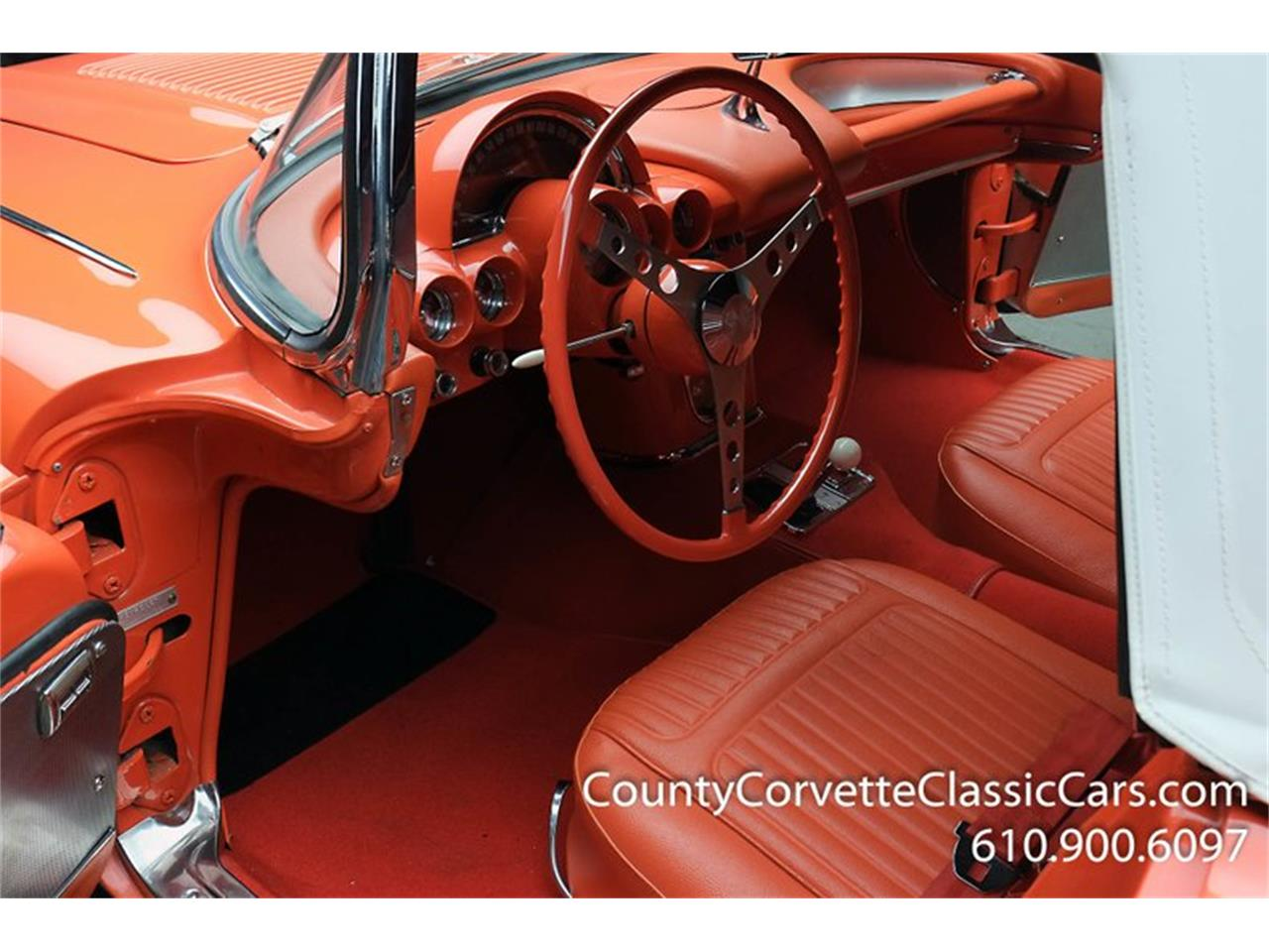 1958 Chevrolet Corvette for sale in West Chester, PA – photo 29