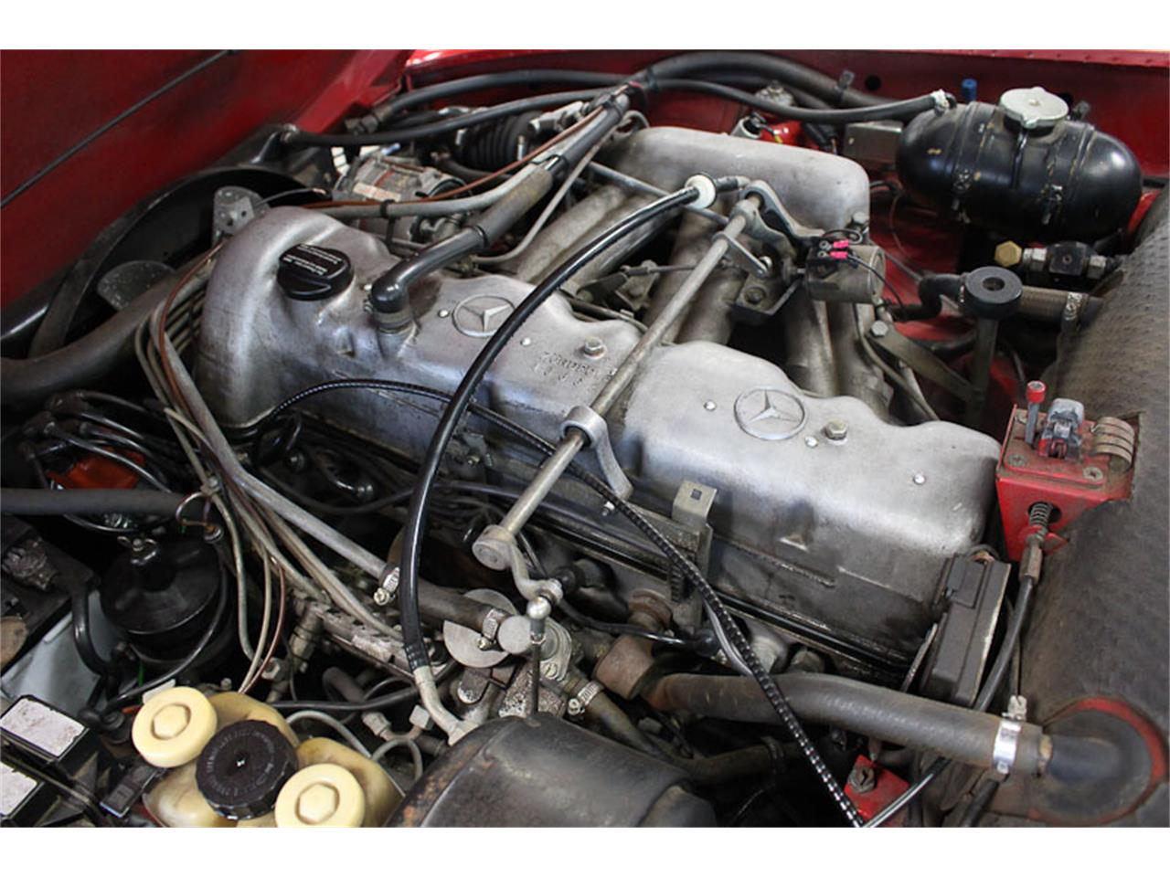 1970 Mercedes-Benz 280SL for sale in Fairfield, CA – photo 71