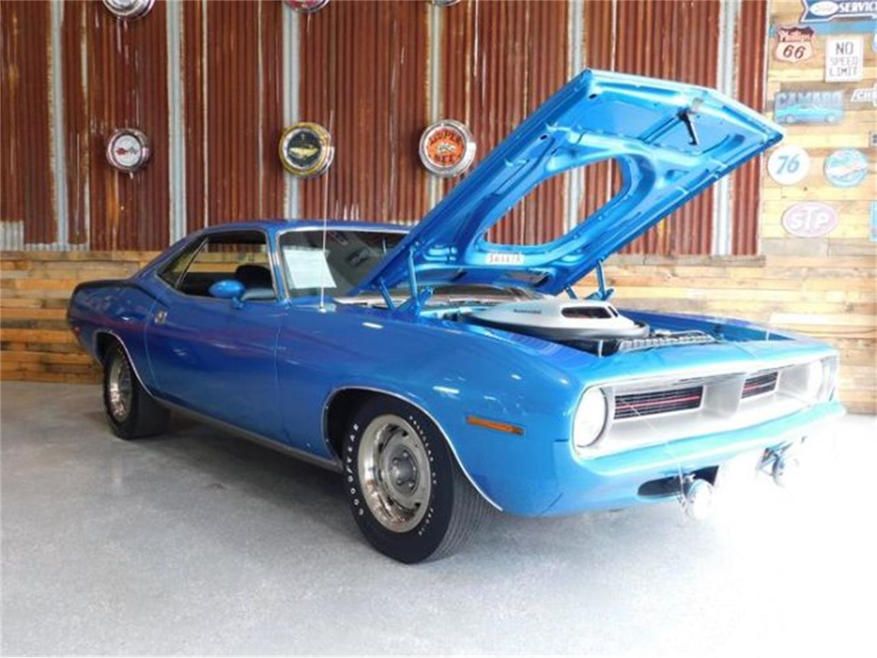 1970 Plymouth Barracuda for sale in Cadillac, MI – photo 28