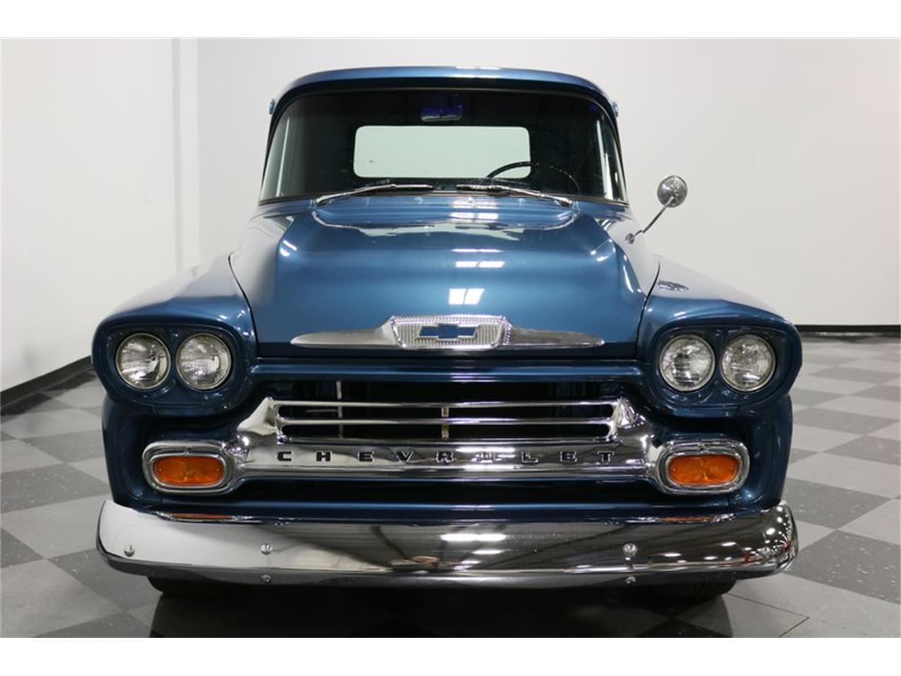 1958 Chevrolet Apache for sale in Ft Worth, TX – photo 19