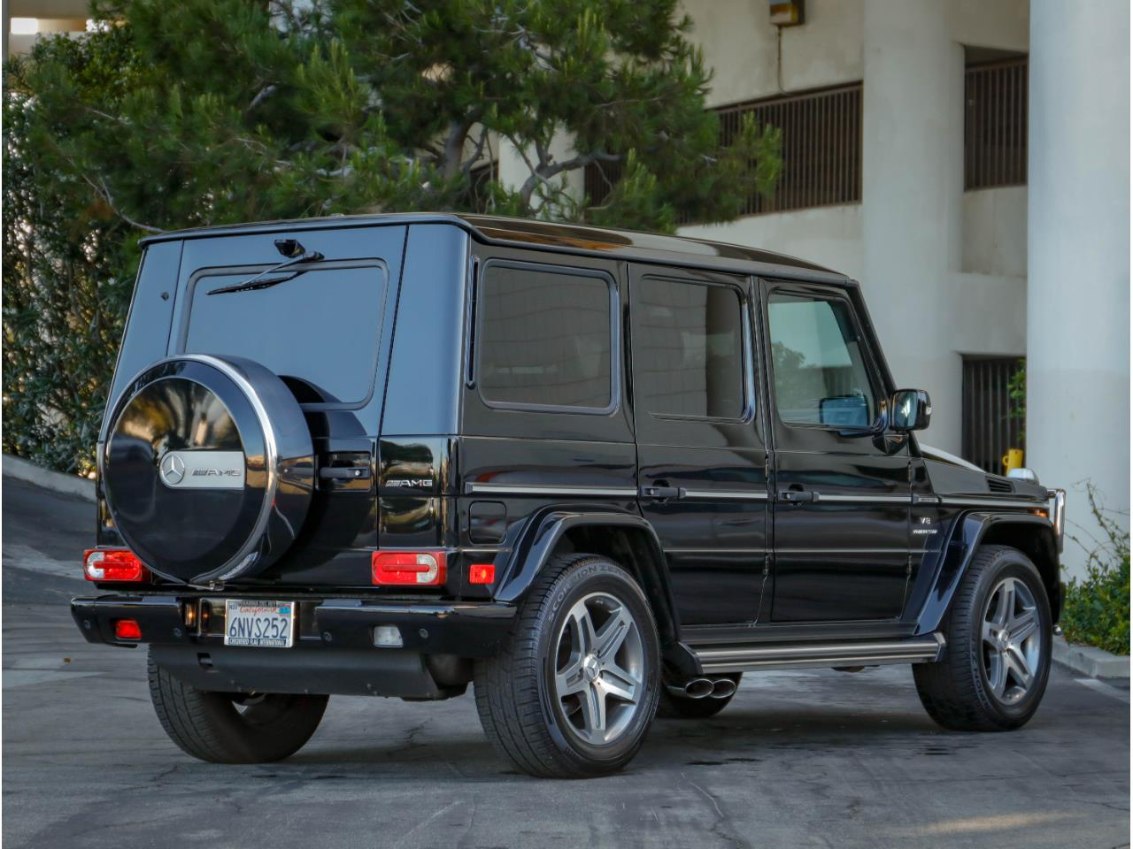 2011 Mercedes-Benz G550 for sale in Marina Del Rey, CA – photo 8