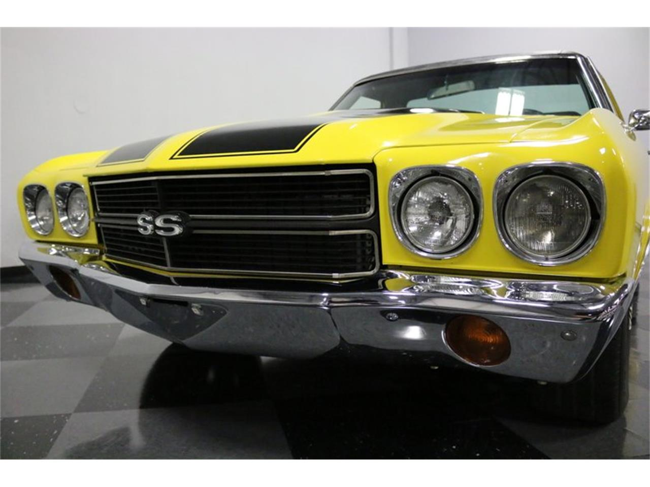 1970 Chevrolet El Camino for sale in Ft Worth, TX – photo 22