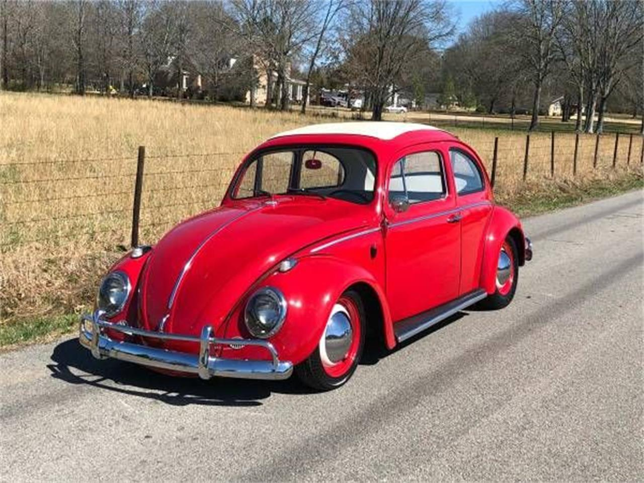 1963 Volkswagen Beetle for sale in Cadillac, MI – photo 12