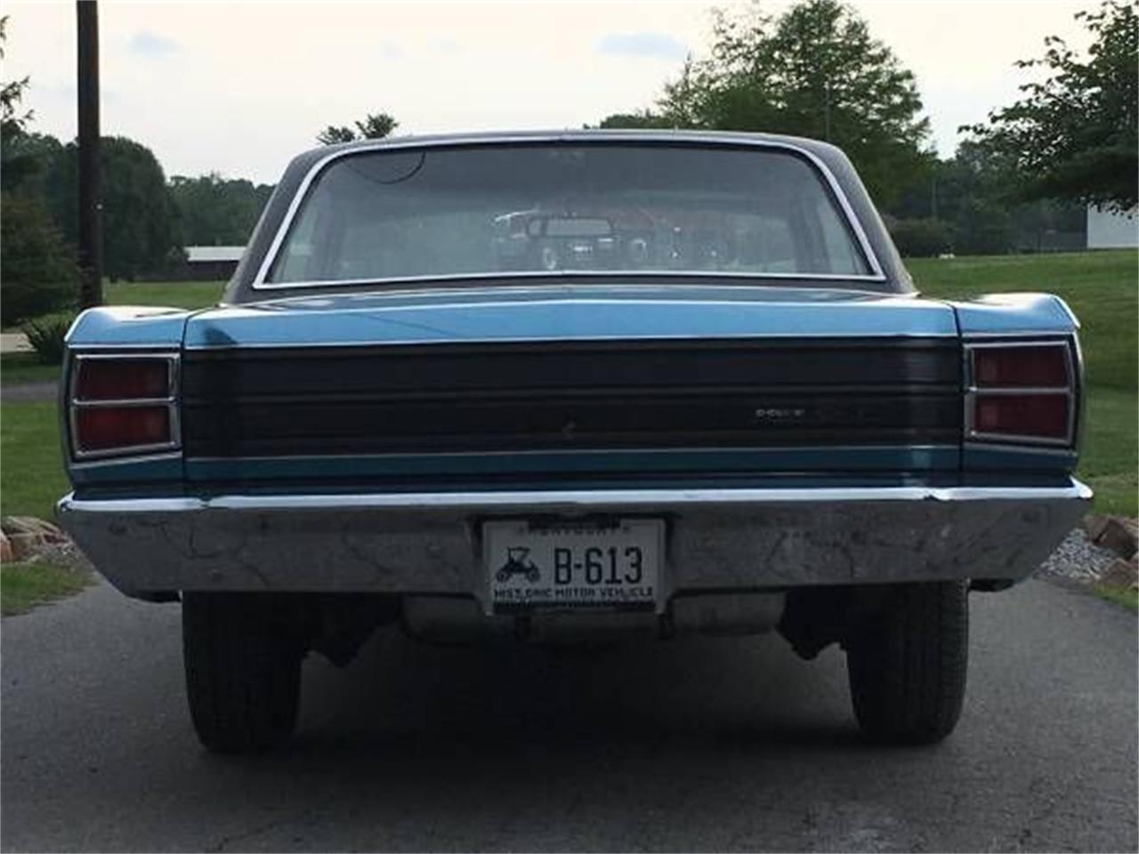 1969 Dodge Dart for sale in Cadillac, MI – photo 2