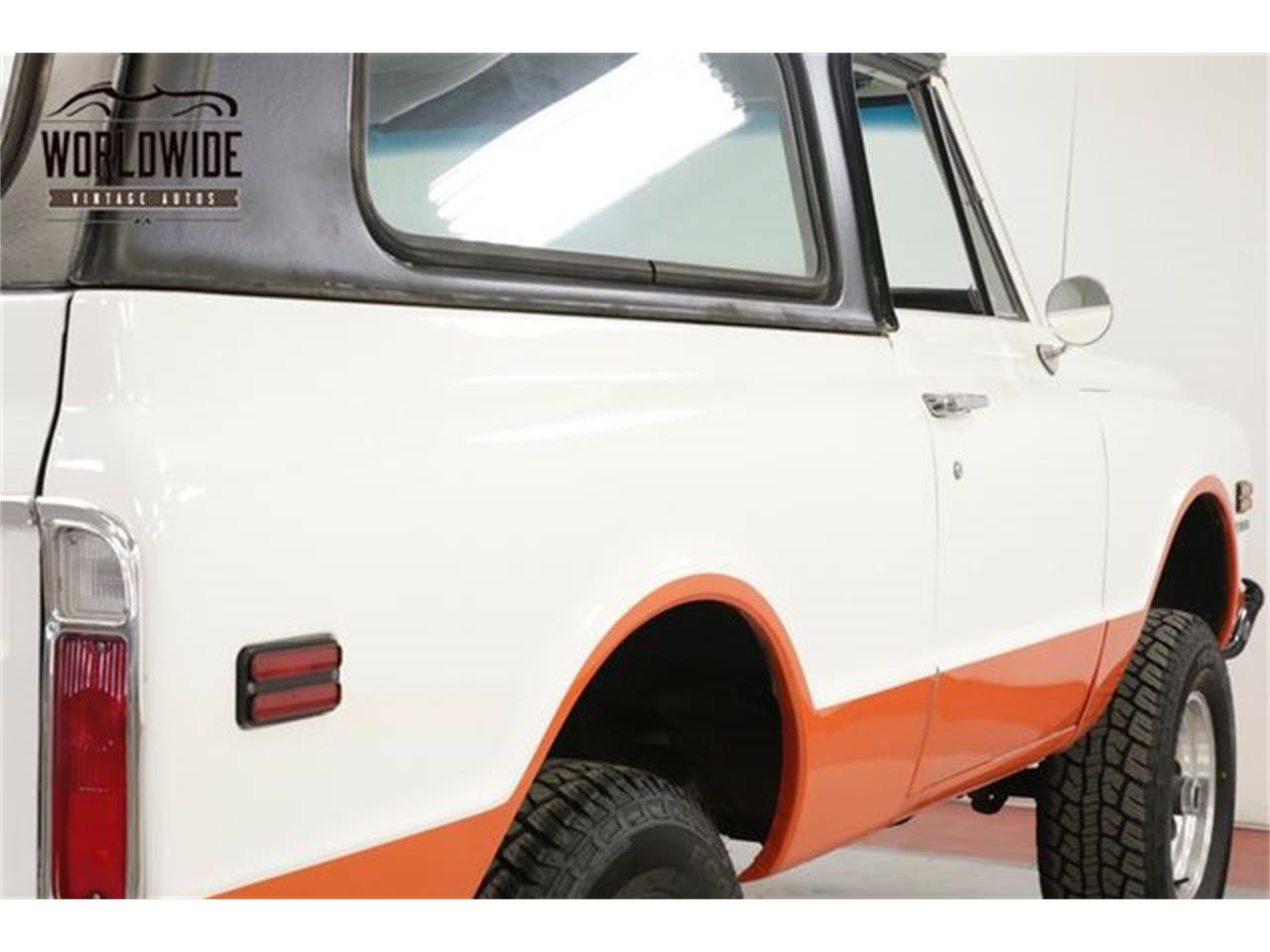 1969 Chevrolet Blazer for sale in Denver , CO – photo 21