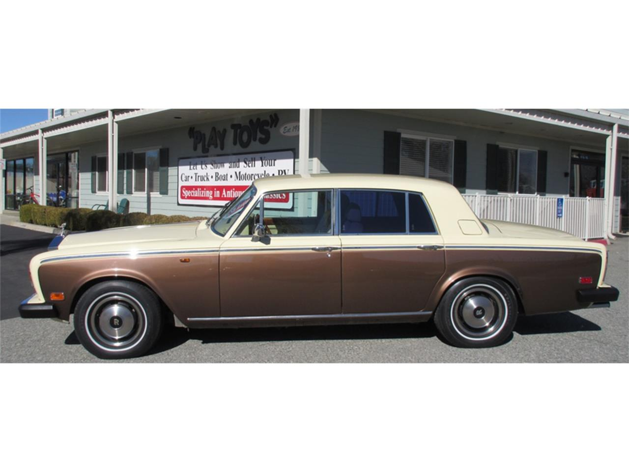 1978 Rolls-Royce Silver Cloud II for sale in Redlands, CA – photo 8