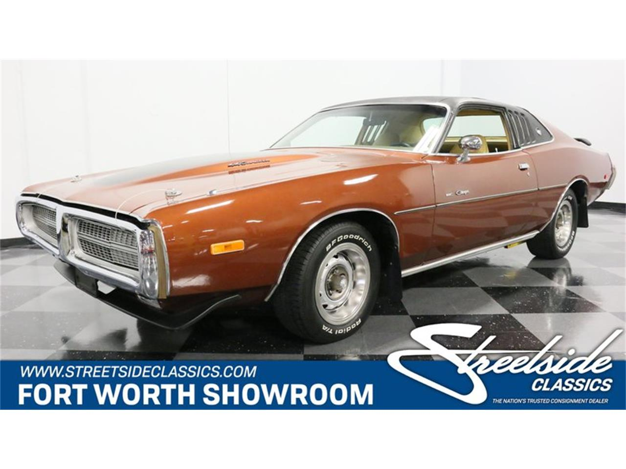 1973 Dodge Charger for sale in Ft Worth, TX