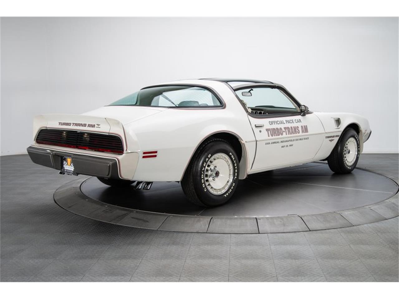 1980 Pontiac Firebird Trans Am Turbo Indy Pace Car Edition for sale in Charlotte, NC – photo 2