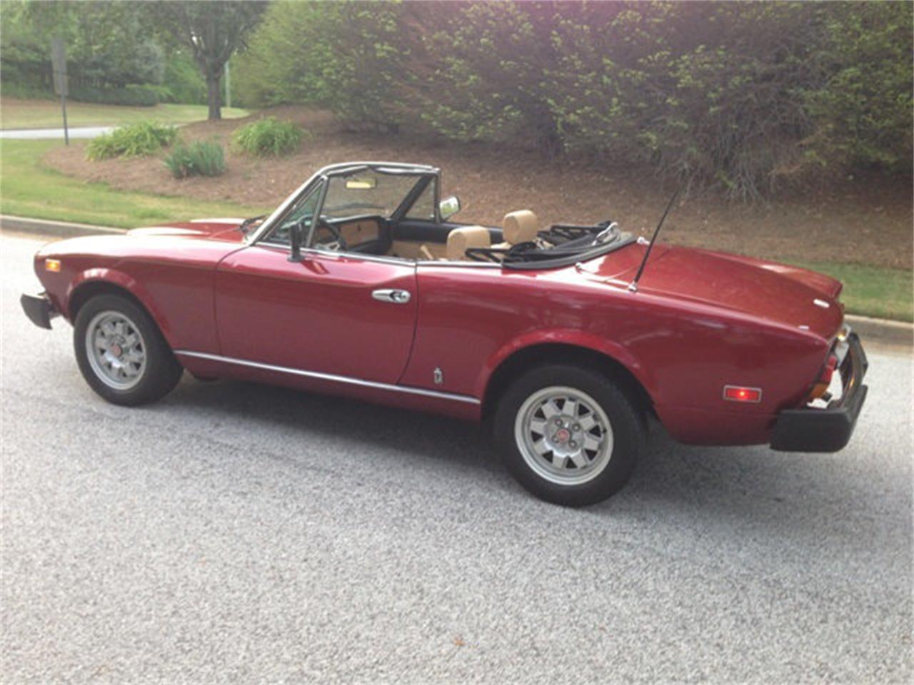 1982 Fiat 124 for sale in Duluth, GA – photo 11