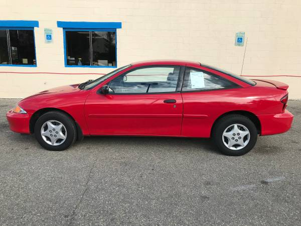 2002 Chevrolet Cavalier for sale in Clinton Township, MI – photo 8