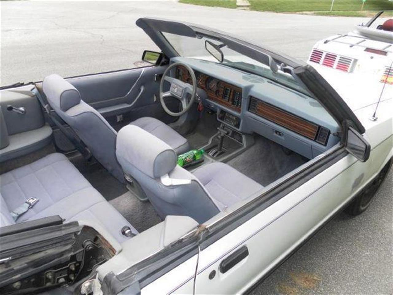 1983 Ford Mustang for sale in Shenandoah, IA – photo 7