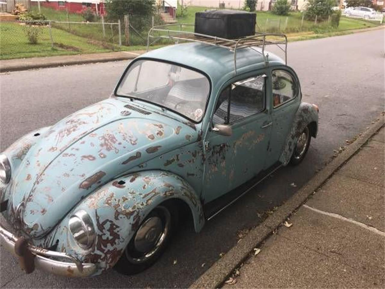 1973 Volkswagen Beetle for sale in Cadillac, MI