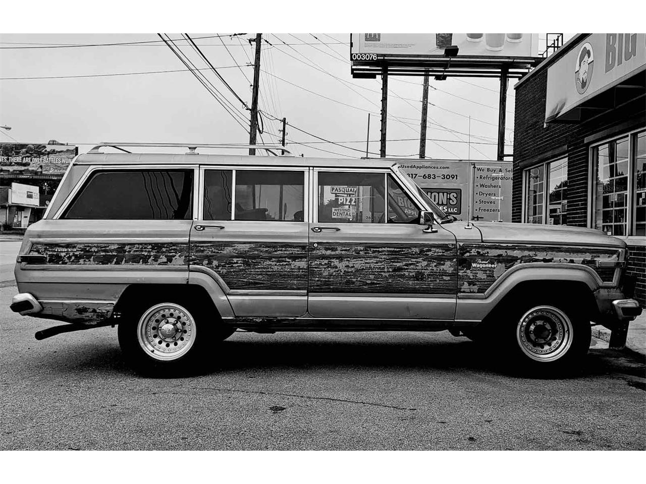 1984 Jeep Grand Wagoneer for sale in Indianapolis, IN – photo 5