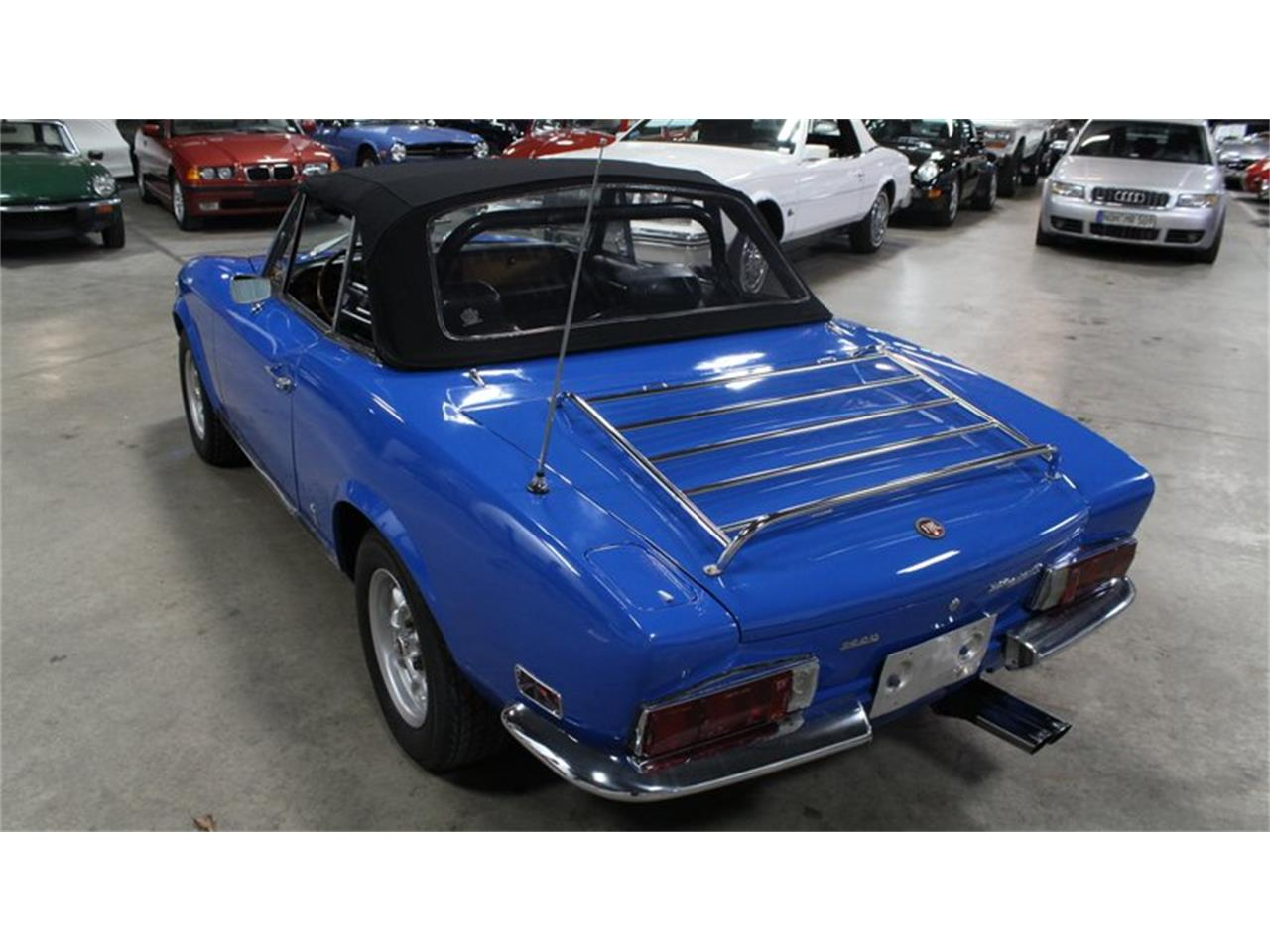 1972 Fiat Spider for sale in Kentwood, MI – photo 72