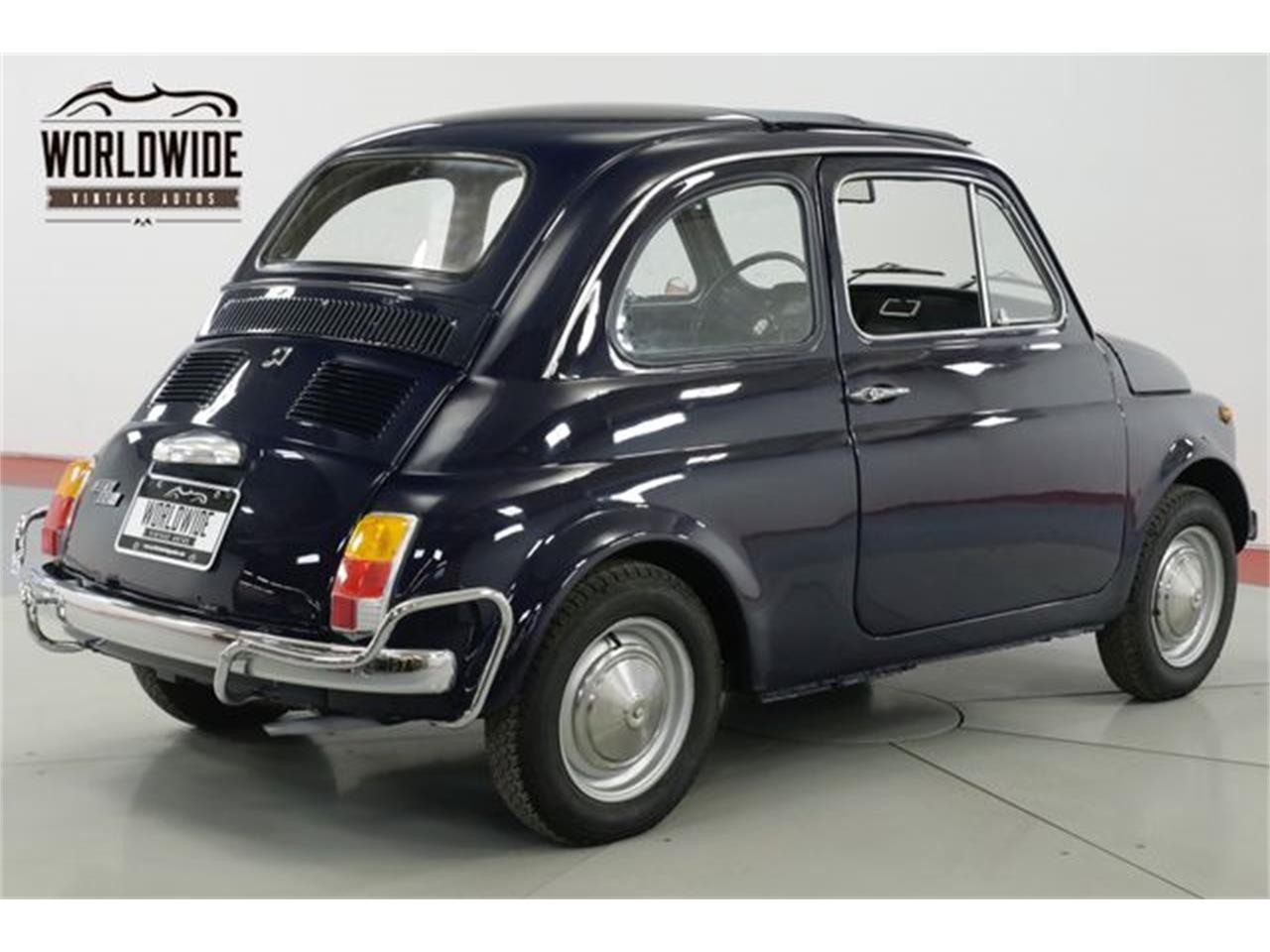 1971 Fiat 500L for sale in Denver , CO – photo 9