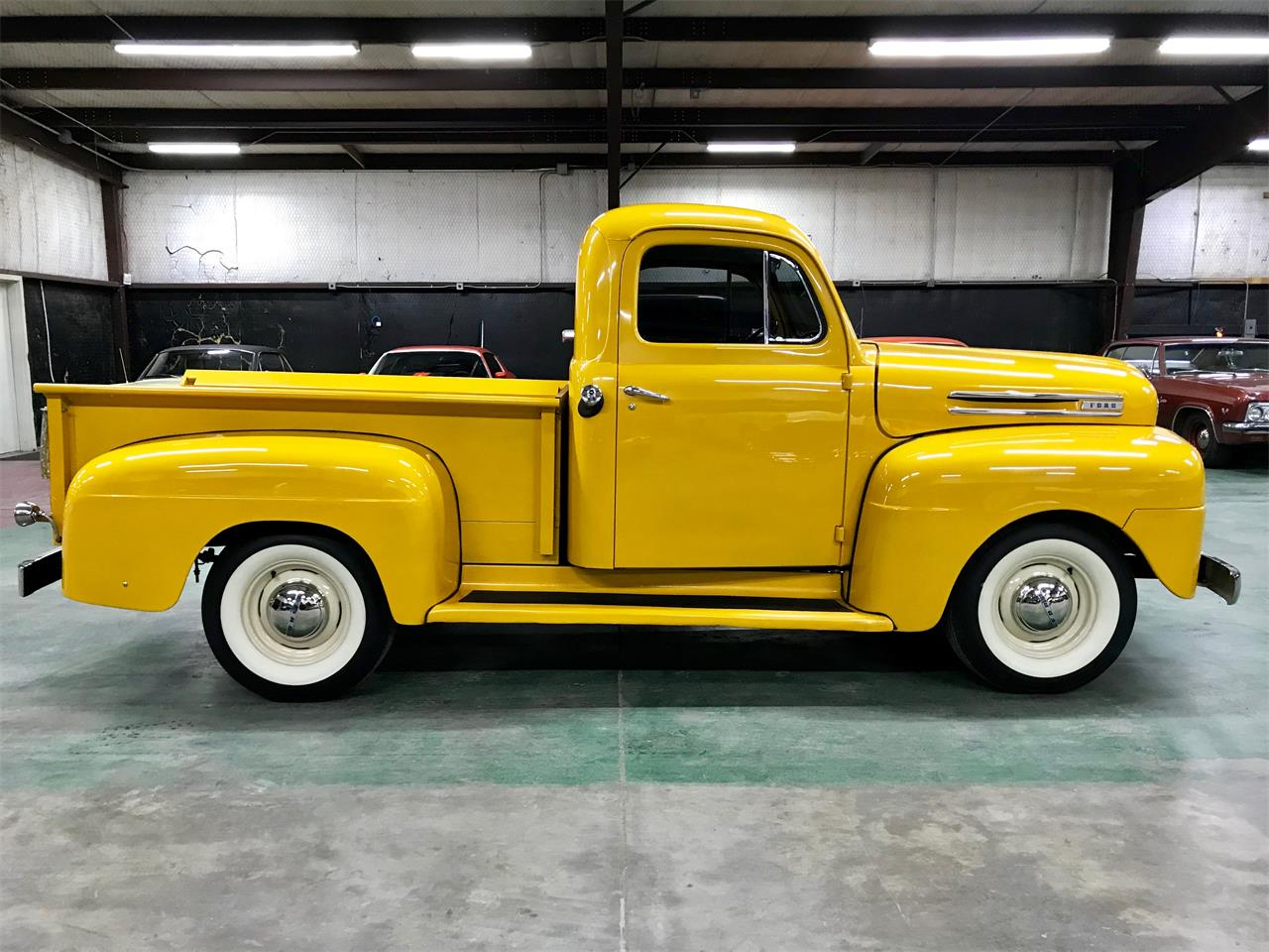 1949 Ford F1 for sale in Sherman, TX – photo 6