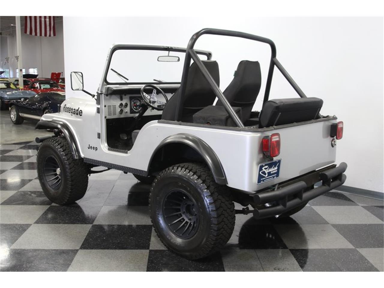 1971 Jeep CJ5 for sale in Concord, NC – photo 8
