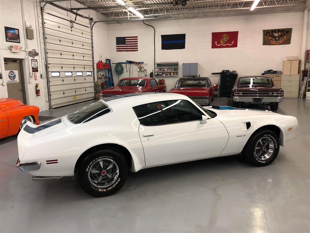 1970 Pontiac Firebird Trans Am for sale in North Royalton, OH – photo 13