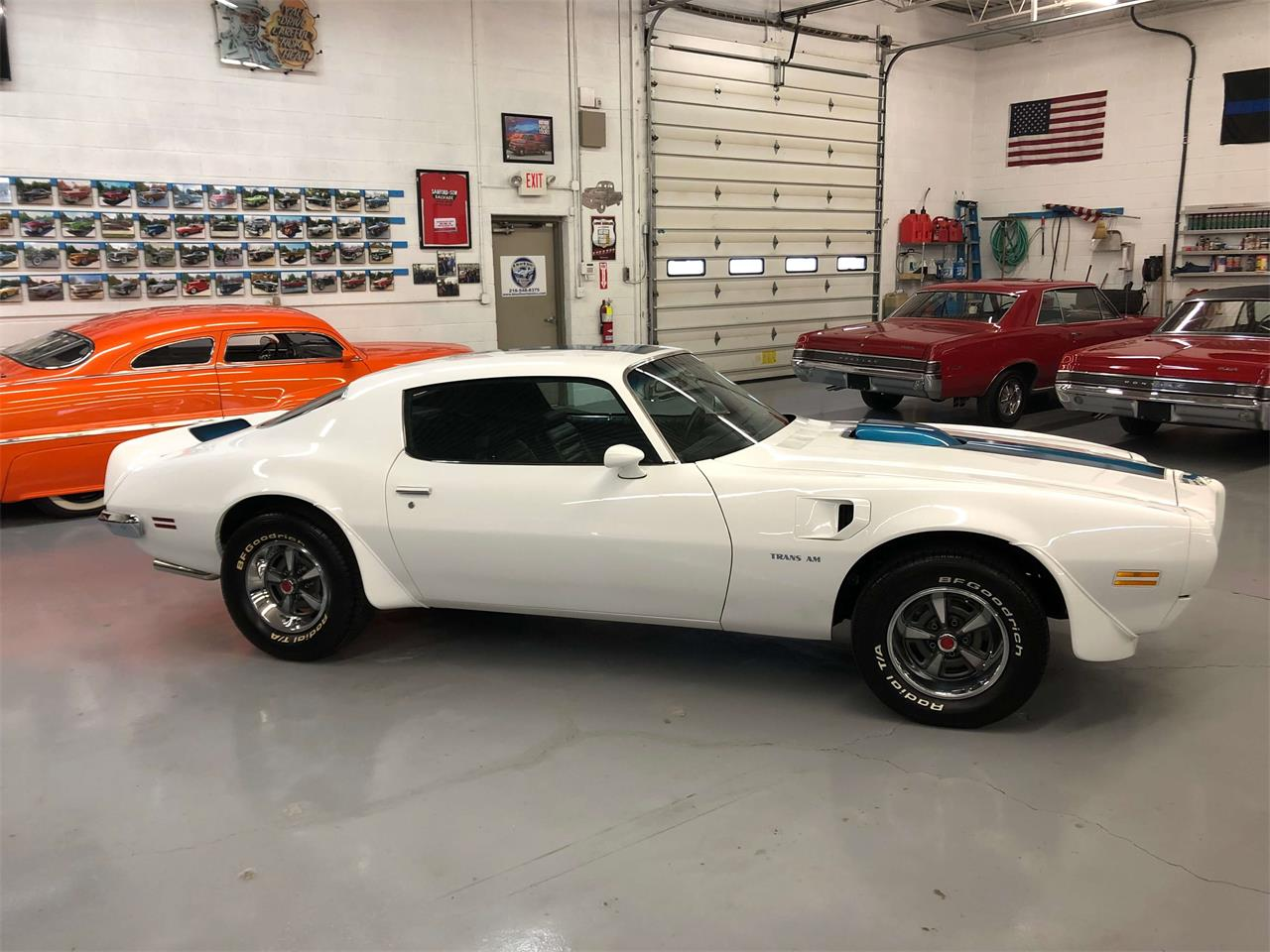 1970 Pontiac Firebird Trans Am for sale in North Royalton, OH – photo 11