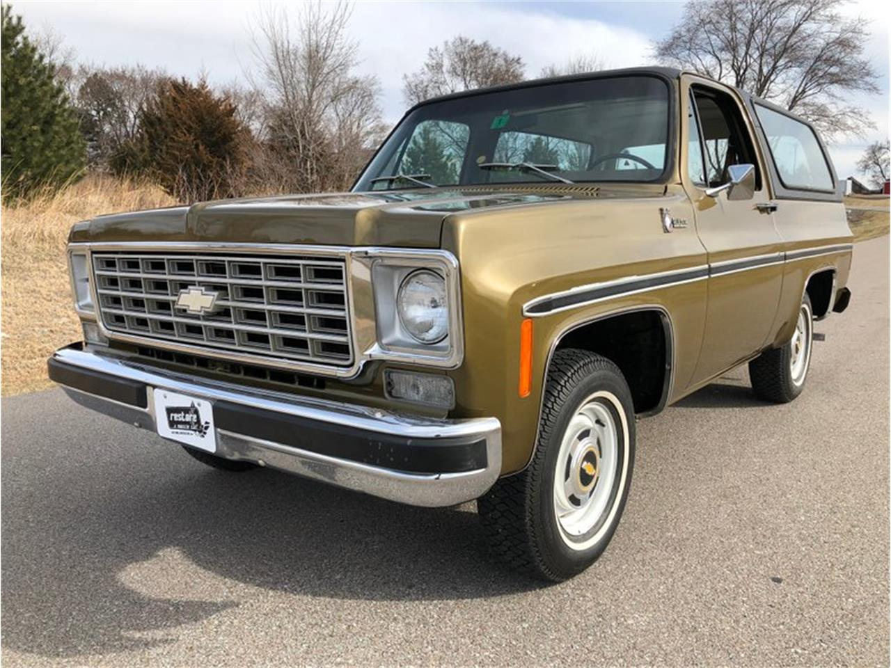 1976 Chevrolet Blazer for sale in Lincoln, NE – photo 7