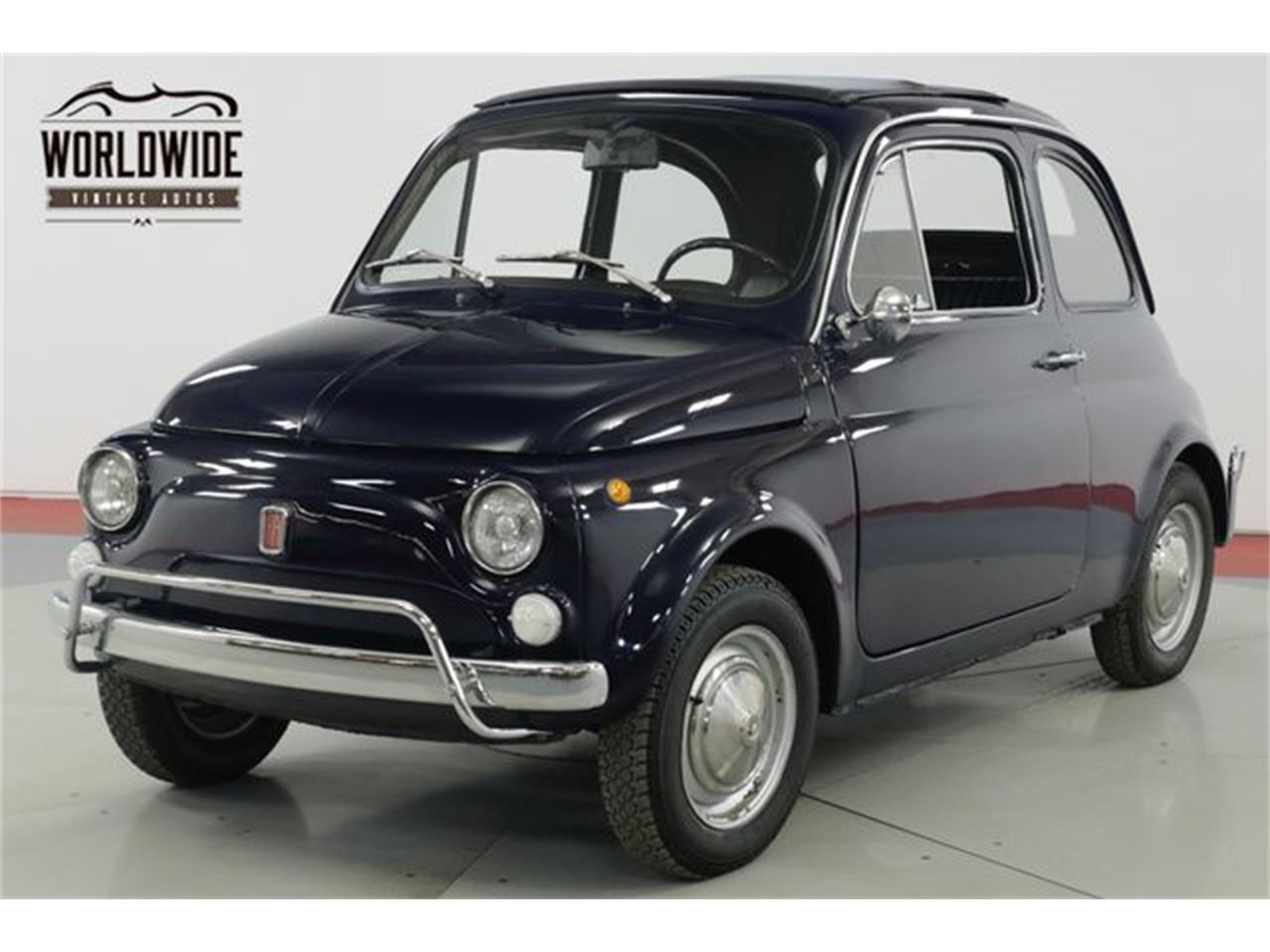 1971 Fiat 500L for sale in Denver , CO – photo 2
