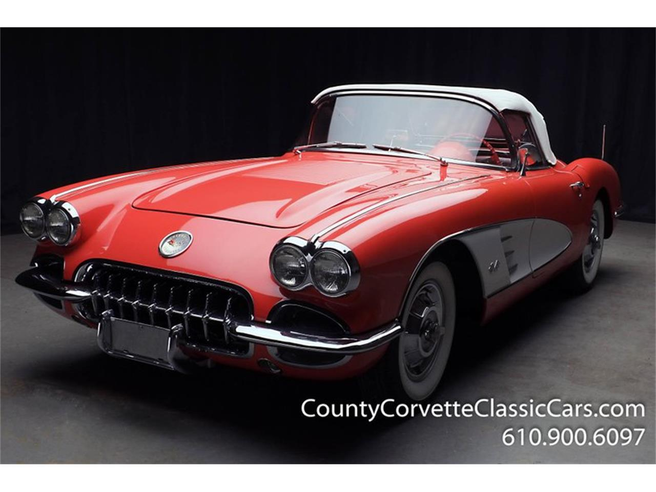 1958 Chevrolet Corvette for sale in West Chester, PA – photo 3