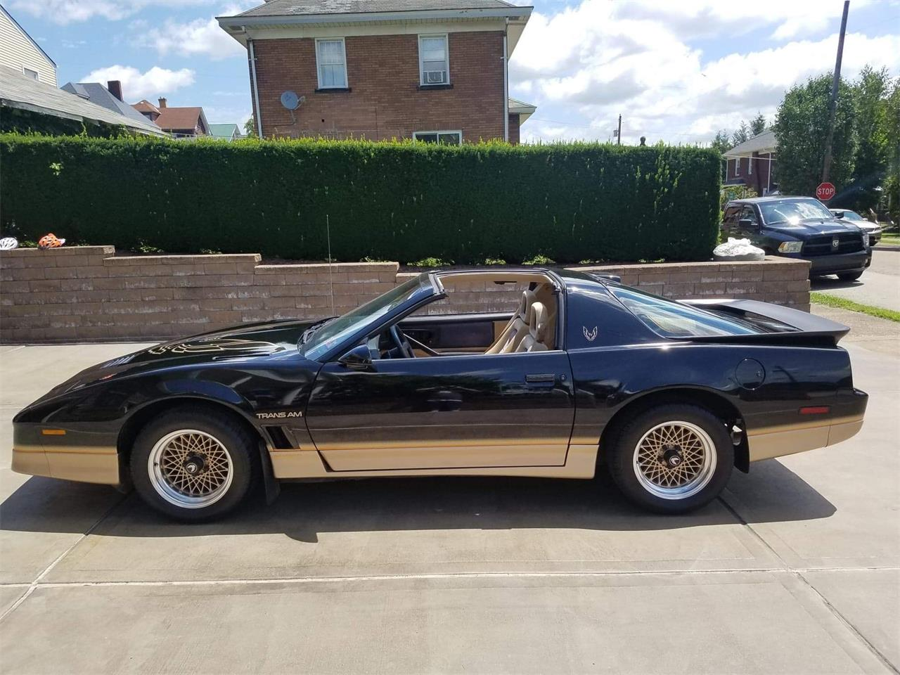 1986 pontiac firebird trans am for sale in springdale pa classiccarsbay com classiccarsbay