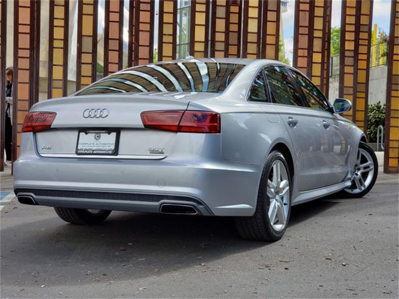 2016 Audi A6 for sale in Seattle, WA – photo 2