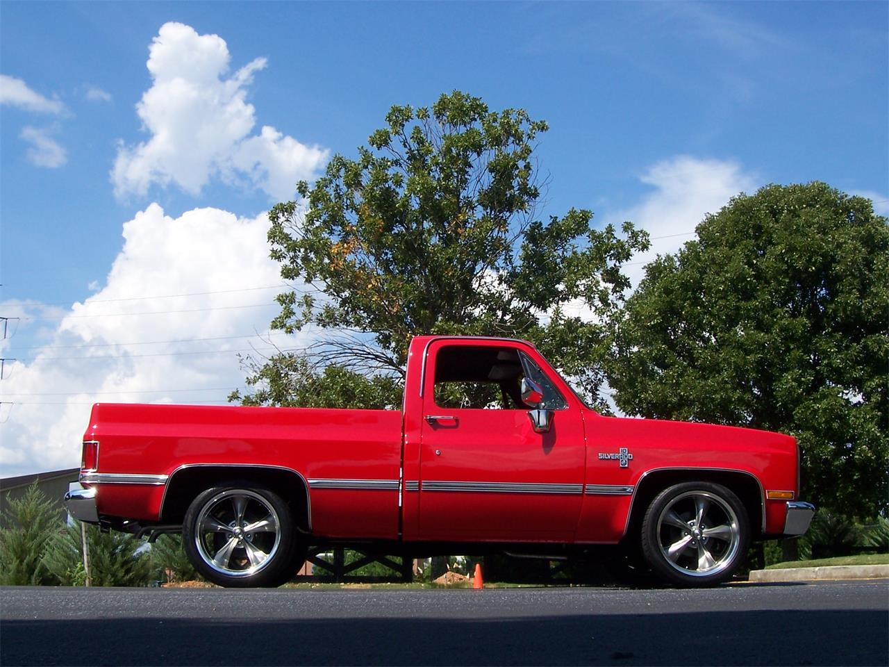 1985 Chevrolet C/K 10 for sale in Alpharetta, GA – photo 87