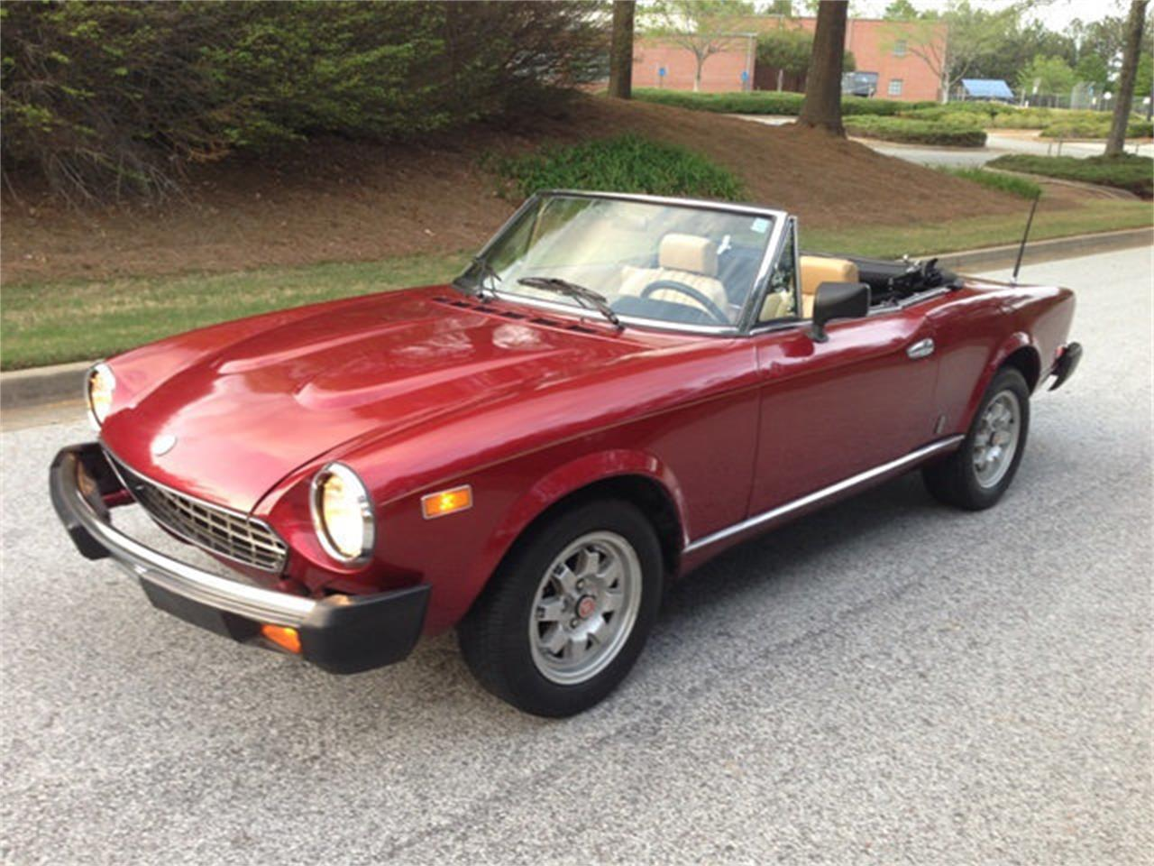 1982 Fiat 124 for sale in Duluth, GA – photo 13