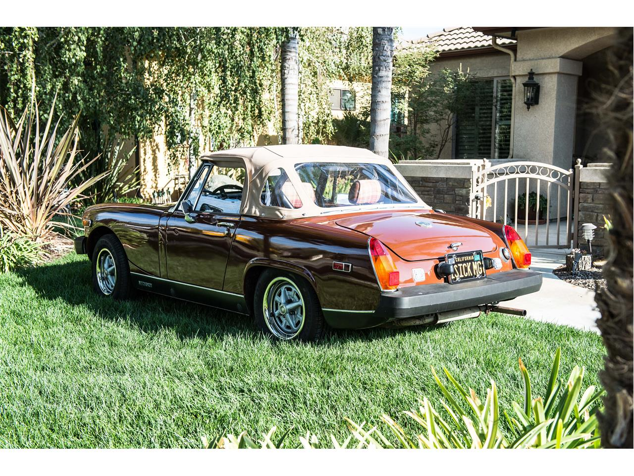 1978 MG Midget for sale in EXETER, CA – photo 5