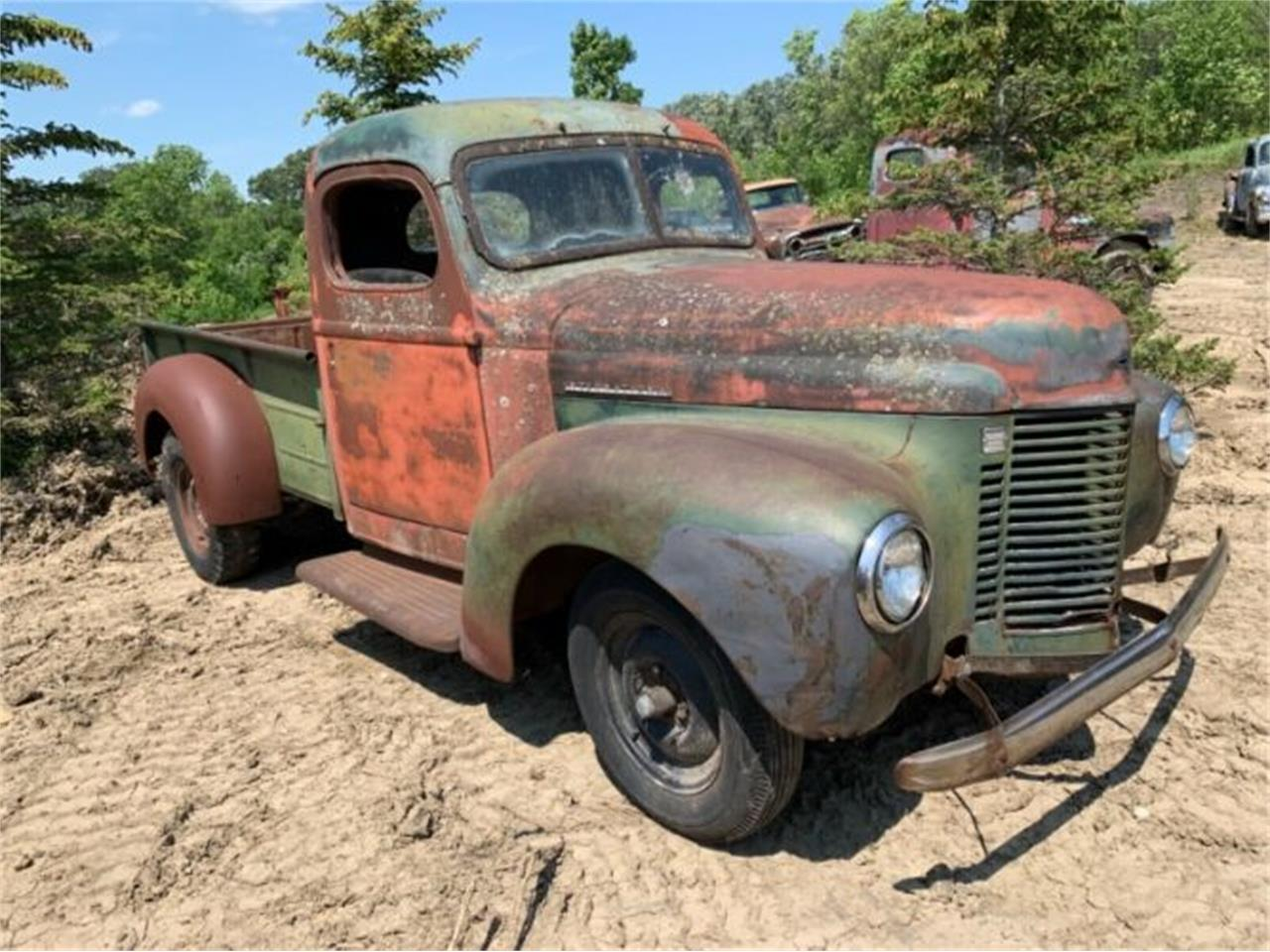 1947 International Harvester for sale in Cadillac, MI