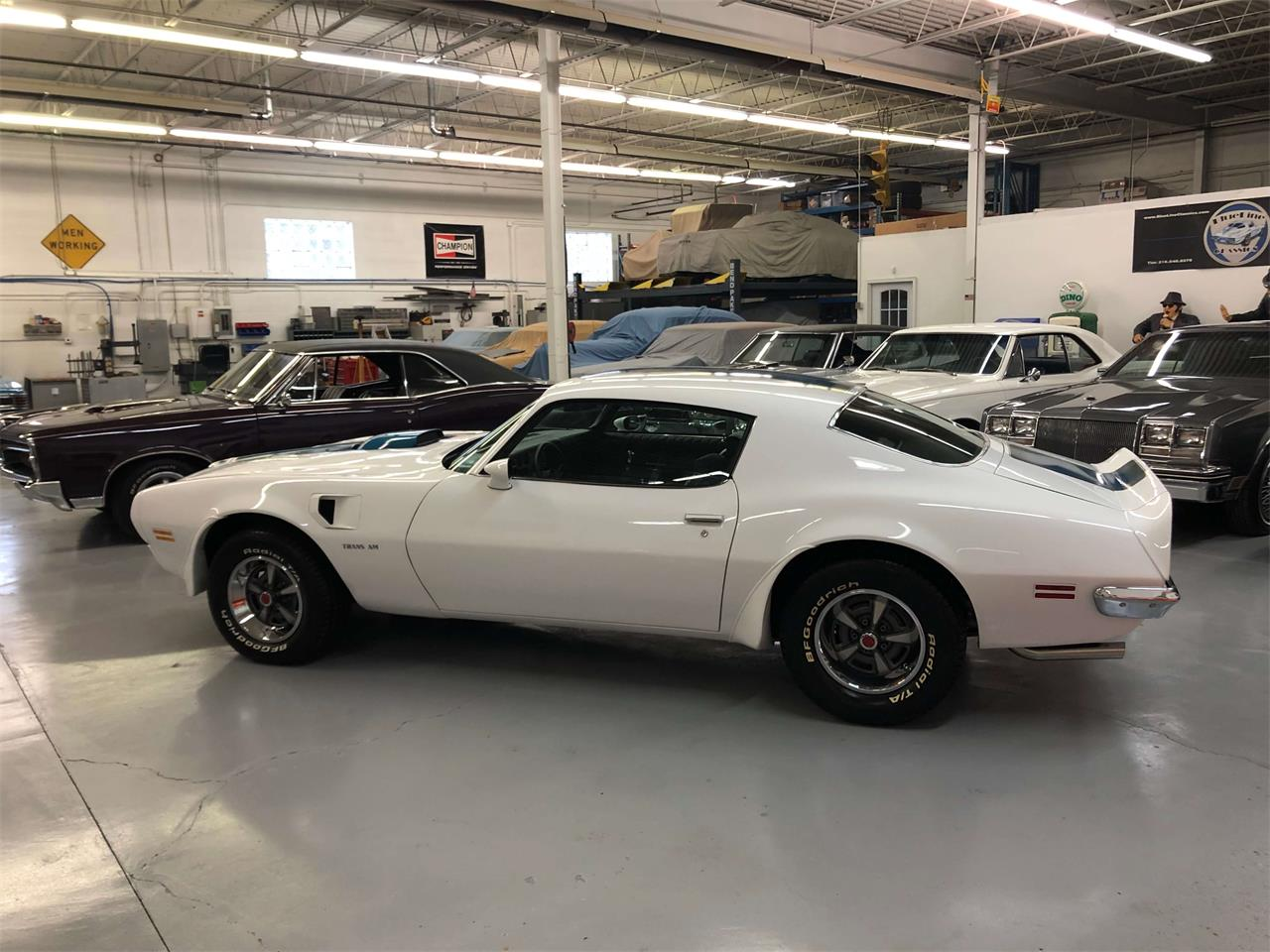 1970 Pontiac Firebird Trans Am for sale in North Royalton, OH – photo 19