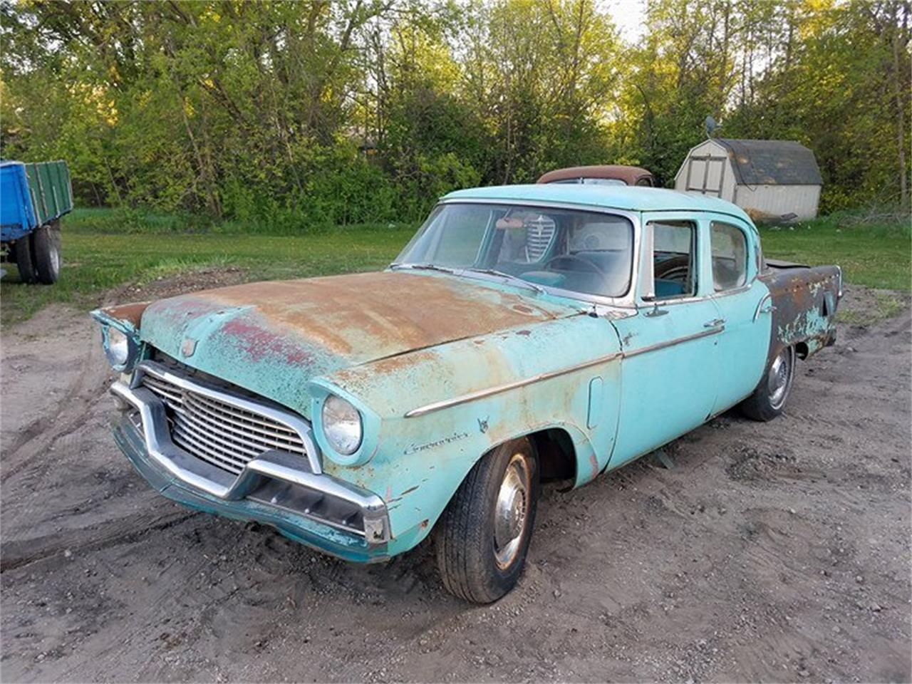 1957 Studebaker Commander for sale in Thief River Falls, MN
