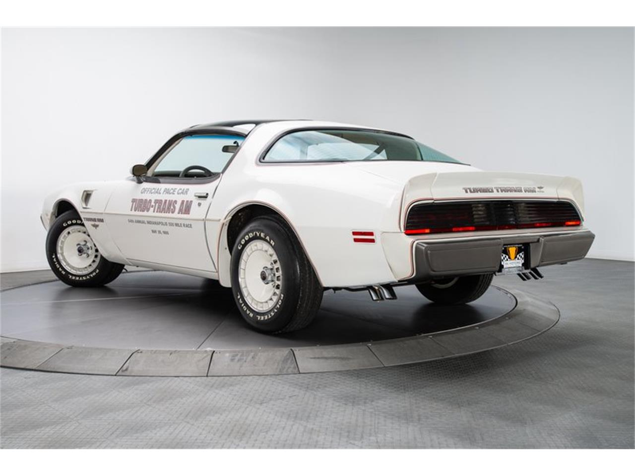 1980 Pontiac Firebird Trans Am Turbo Indy Pace Car Edition for sale in Charlotte, NC – photo 24