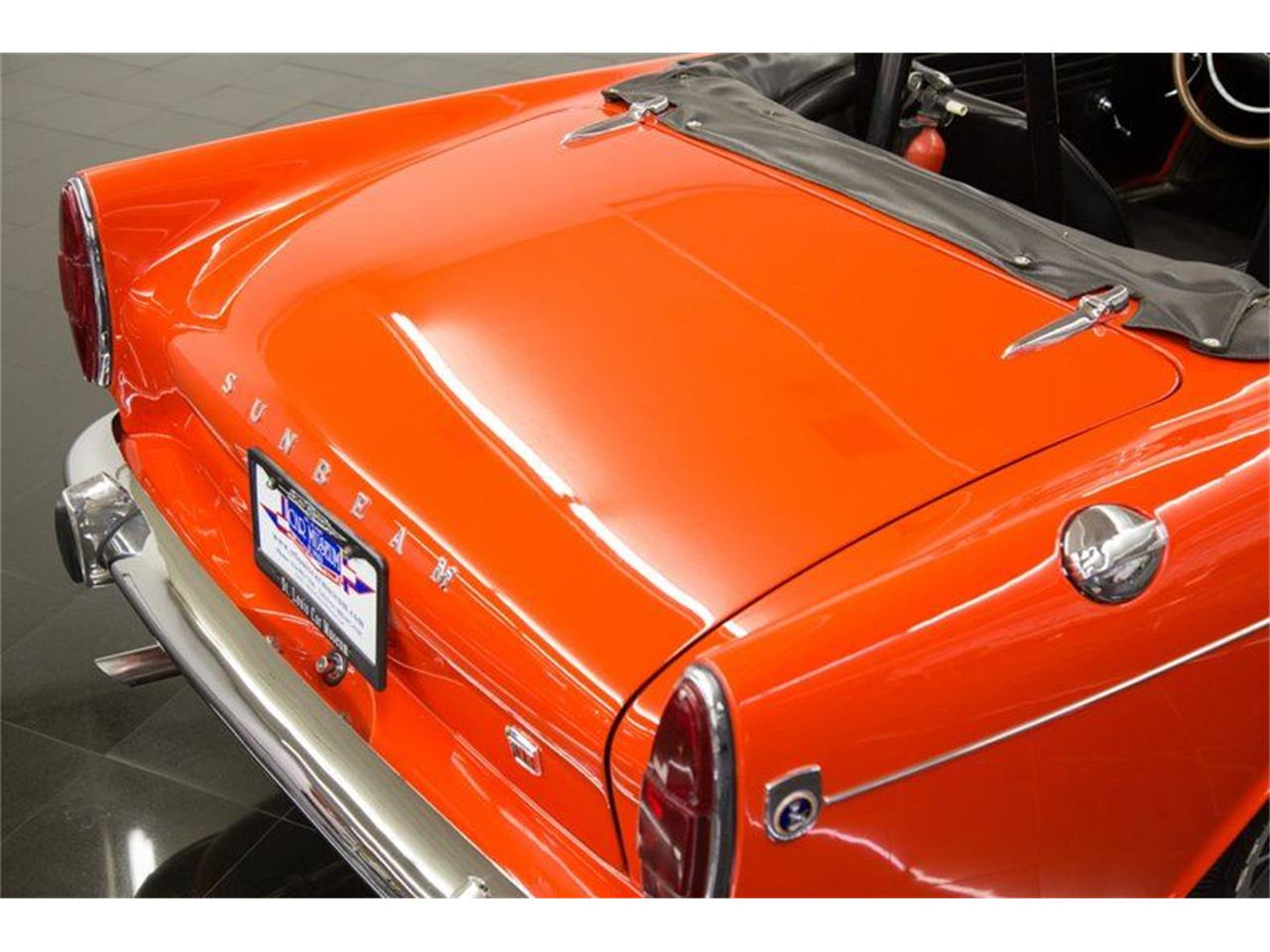 1966 Sunbeam Tiger for sale in St. Louis, MO – photo 34