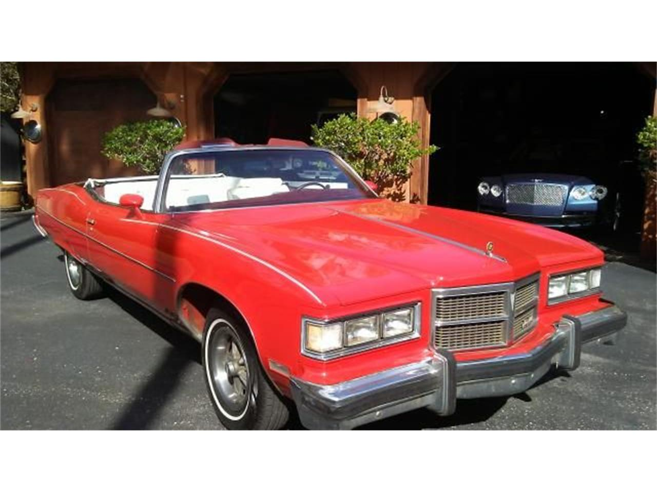 1975 Pontiac Grand Ville for sale in Cadillac, MI – photo 15