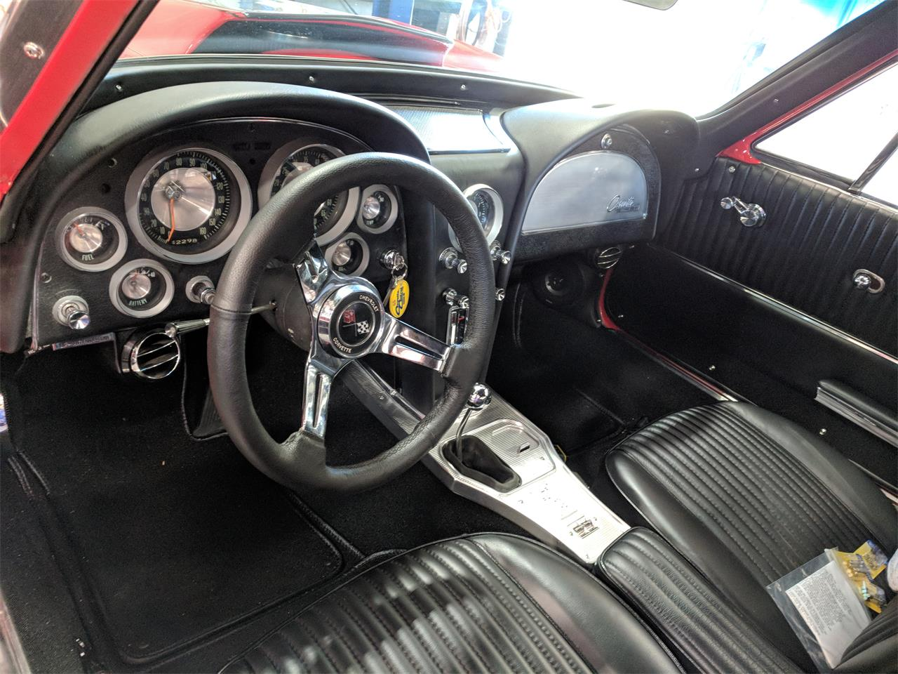 1963 Chevrolet Corvette for sale in Houston, TX – photo 30